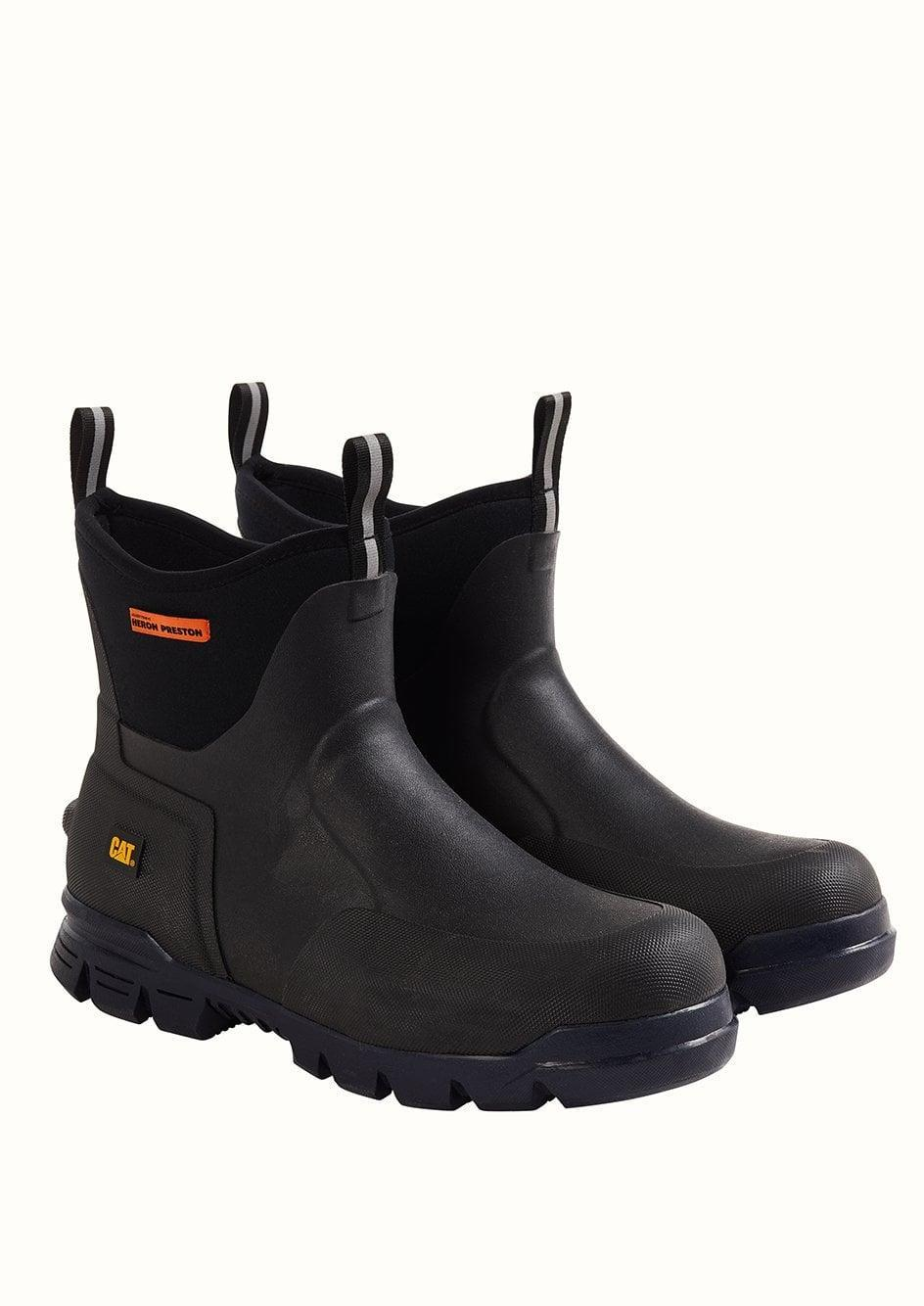 <p>Take these <span>HP X Caterpillar Boots</span> ($525) on your next hiking trip.</p>