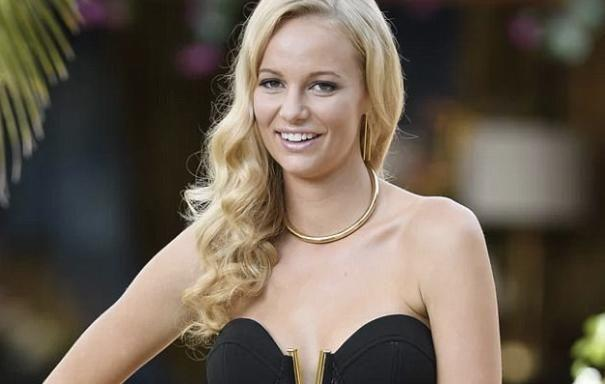 A VERY revealing video of Bachelor contestant Leah has been released. Source: Channel 10