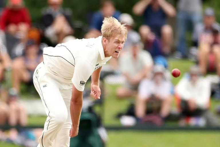 New Zealand's paceman Kyle Jamieson took 11 wickets in the second Test