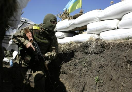 Ukraine forces on 'high alert' over Crimea tensions with Russia