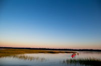 """<p>Where: South Carolina<br></p><p>Part of Beaufort County's Lowcountry, Hilton Head has been a popular beach destination for decades. In the winter, you're equally likely to meet daytrippers from nearby Savannah, Georgia, as well as snowbirds from all points north. Because there is a large population of year-round residents, the island is broken up into """"plantations,"""" gated communities restricting access to visitors. Other areas of the island—like resorts, rental condos, and golf courses—are open to visitors. There are plenty of public access points to the beaches and it's easy to rent bikes and personal watercraft on the island.</p><p>Insider Tip: Don't miss the Island Winery, which specializes in crafting artisan wine in small batches. Stop by for complimentary tastings, or order wine by the glass and cheese platters.</p><p><i>(Photo: Courtesy of the Hilton Head Island Visitor & Convention Bureau)</i></p>"""