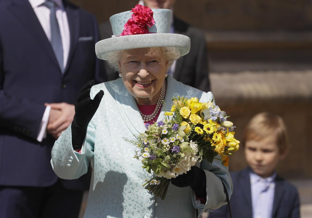 "<p>This morning, Queen Elizabeth turned 93, and the British monarch celebrated her birthday <a href=""https://www.townandcountrymag.com/society/tradition/g27131746/royal-family-easter-photos-2019/"" target=""_blank"">by attending Easter church services in St George's Chapel at Windsor Castle alongside several members of her family</a>. <a href=""https://www.townandcountrymag.com/society/tradition/a27149705/kate-middleton-easter-2019-blue-dress-photos/"" target=""_blank"">Prince William and Kate were in attendance</a>, as were Princess Anne and her two children, Peter Phillips and Zara Tindall and their spouses. Prince Andrew, Princess Beatrice, and Prince Edward and his family were all there as well. </p><p>But there were still a few missing faces in the crowd. While Harry walked down the hill alongside his cousins, <a href=""https://www.townandcountrymag.com/society/tradition/a27185395/why-meghan-markle-is-not-at-easter-church-services-2019/"" target=""_blank"">his wife Meghan stayed home, likely as she is just days away from her due date</a>. Prince Philip also skipped this morning's events, as did Prince Charles and Camilla, who are currently in Scotland. </p><p>But regardless of who was at the church this morning, the royal family also turned out for the Queen's big day on social media, sharing tributes to their matriarch on Instagram. See a few of the sweet posts below. </p>"