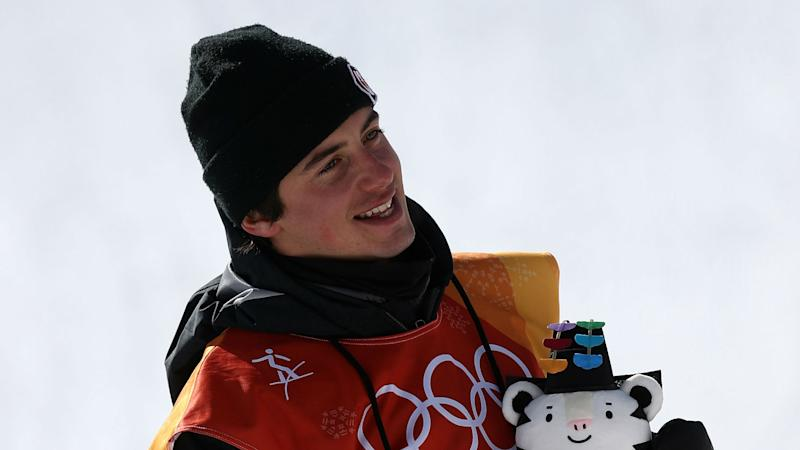Nicholson qualifies for Olympic slopestyle final