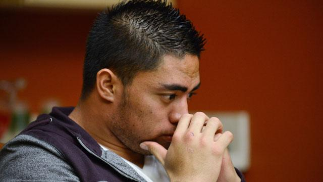 Manti Te'o Denies 'Faking It' in Girlfriend Hoax, Admits He 'Tailored' Story
