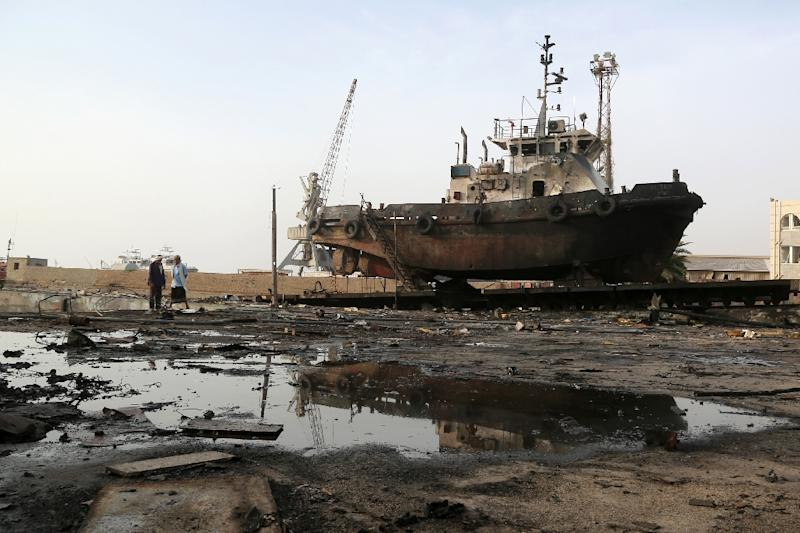 UN Security Council to meet Thursday on Yemen port offensive