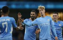 Carabao Cup - Third Round - Manchester City v Wycombe Wanderers