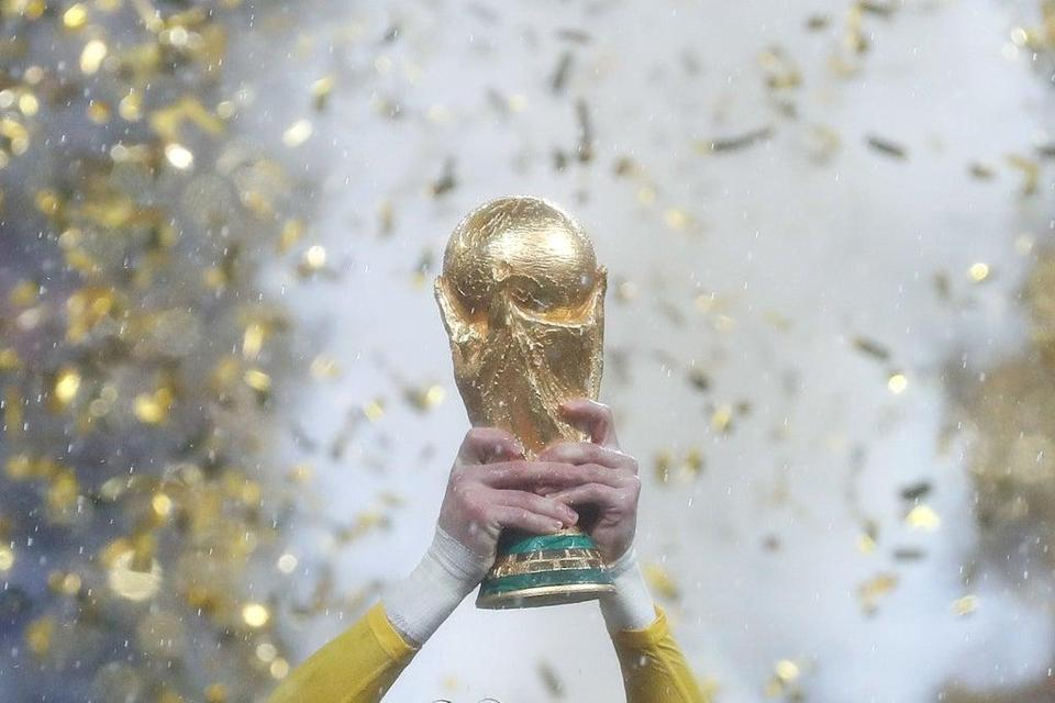 CONMEBOL has criticised plans for a biennial World Cup  (AFP via Getty Images)