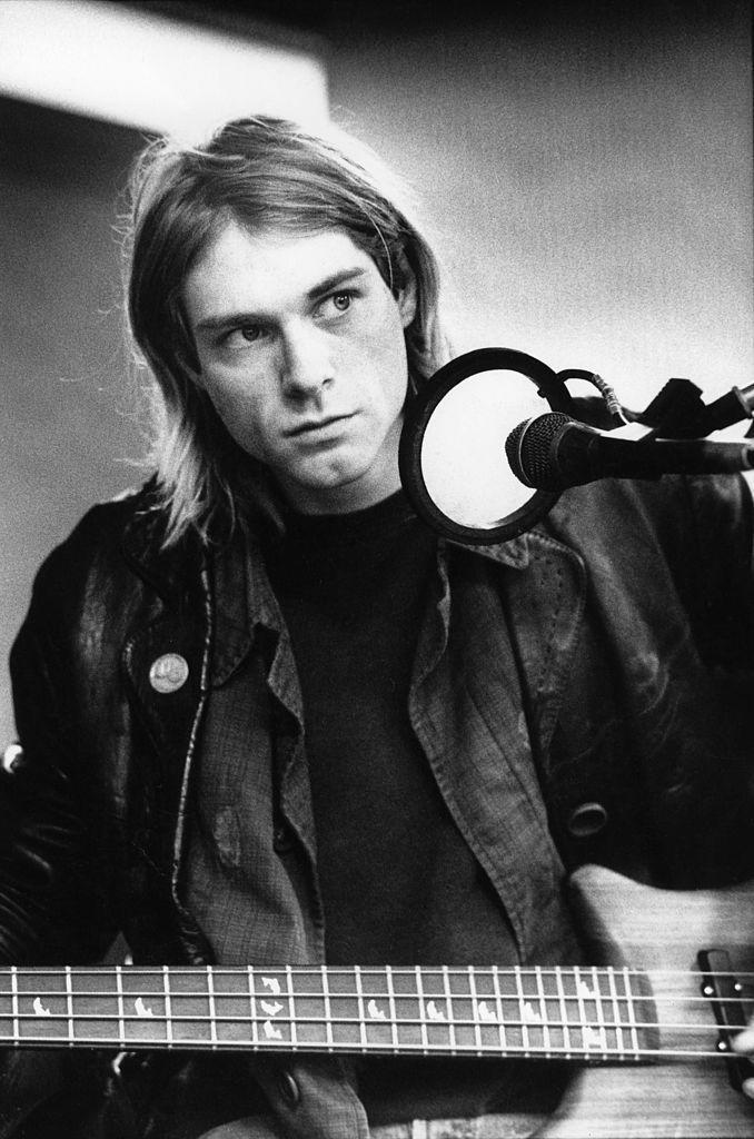 <p><em>Rolling Stone</em> ranked Kurt Cobain as the 12th greatest guitarist of all time. He was later ranked the 73rd greatest guitarist and 45th greatest singer of all time by the same publication.</p>