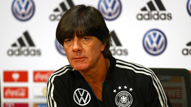 Germany are behind England, Spain, France, Italy and Belgium heading into Euro 2020, Joachim Low has claimed.