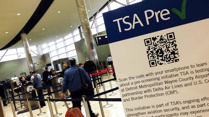 TSA Pre-Check Program Blasts Forward With Rapid Expansion