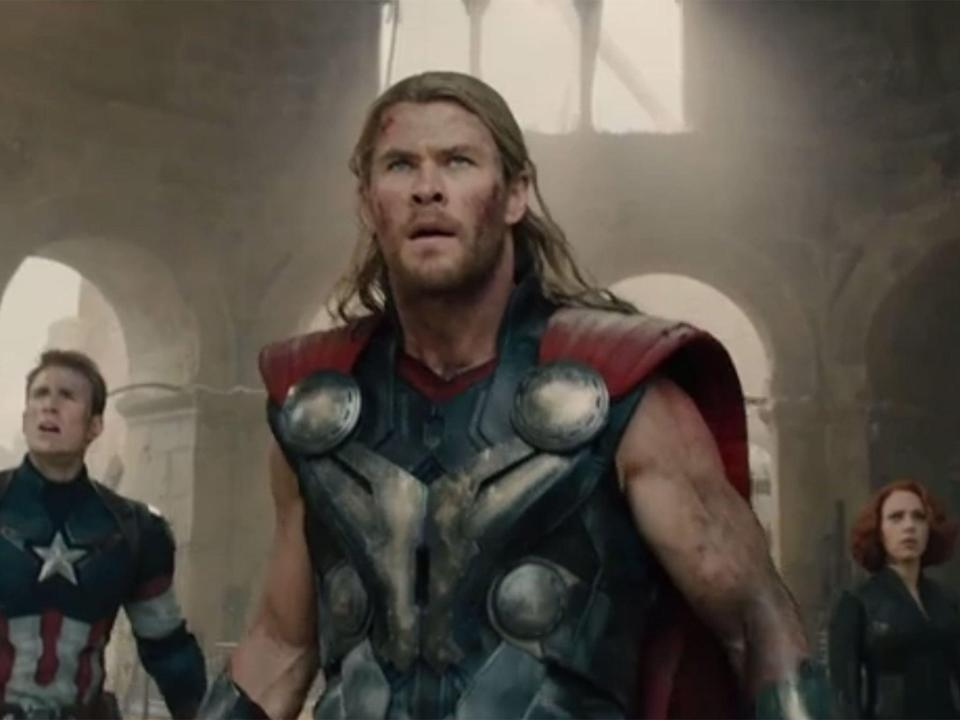 Thor in 'Avengers: Age of Ultron' (Marvel Studios)