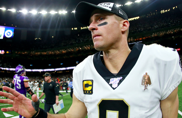 Drew Brees Apologizes for Anthem Kneeling Comments: 'It Breaks My Heart to Know the Pain I Have Caused'
