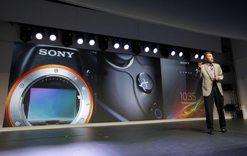 Sony uses movie studio to press ultra-HD advantage