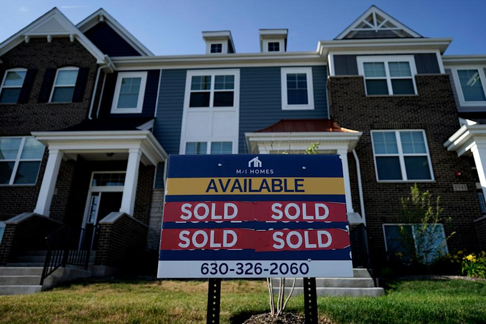 Mortgage Rates (Copyright 2021 The Associated Press. All rights reserved.)