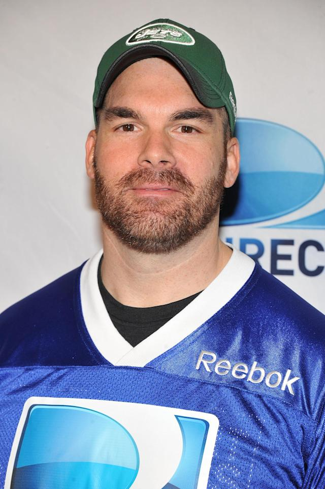 INDIANAPOLIS, IN - FEBRUARY 04: Actor and former NFL player Brandon Molale attends DIRECTV's Sixth Annual Celebrity Beach Bowl Game at Victory Field on February 4, 2012 in Indianapolis, Indiana. (Photo by Theo Wargo/Getty Images for DirecTV)