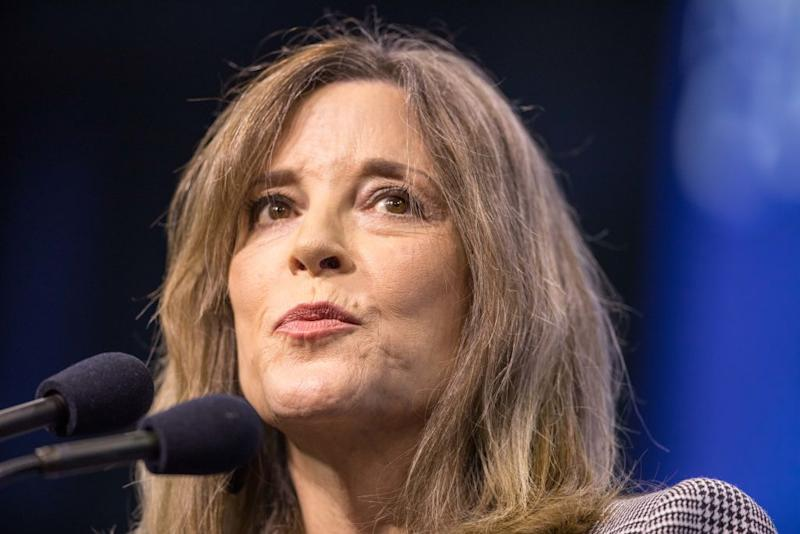 I Already Miss Marianne Williamson