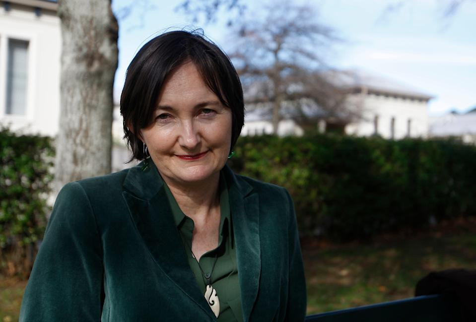 File: University of Canterbury Professor Anne-Marie Brady in a picture taken on May 2018 (AP)