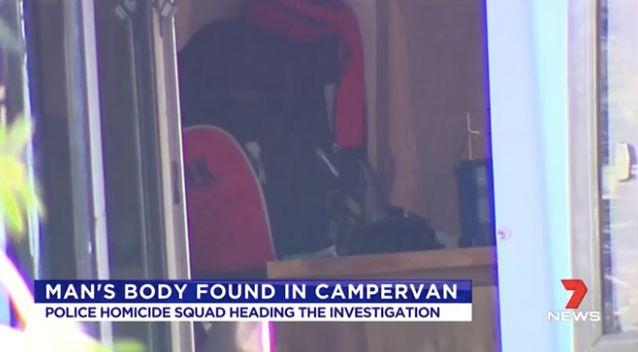 The victim has not yet been formally identified. Photo: 7 News