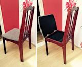 <p>Far more accessible than on top of the door, hiding valuables inside the seat of a chair is the perfect way to keep hands off of your important things. Maybe one more for documents or things that won't smash if your seat accidentally breaks while someone's sitting on it… [photo: instructables.com] </p>