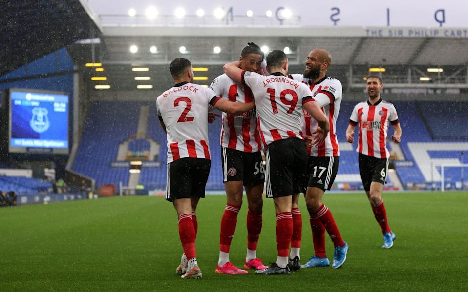 Jebbison's early goal proved to be decisive - PA