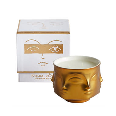 jonathan adler muse candle, saks friends and family sale