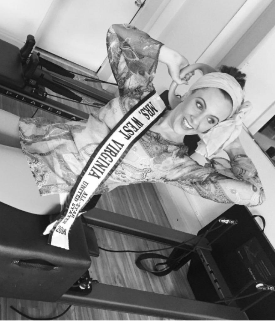 Sarah White is using her title of Miss West Virginia to try to pass legislation that will help improve medical treatment for others with breast cancer. (Photo: Courtesy of Sarah Holbrook White/Facebook)