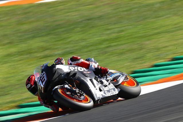 Marquez puzzled by