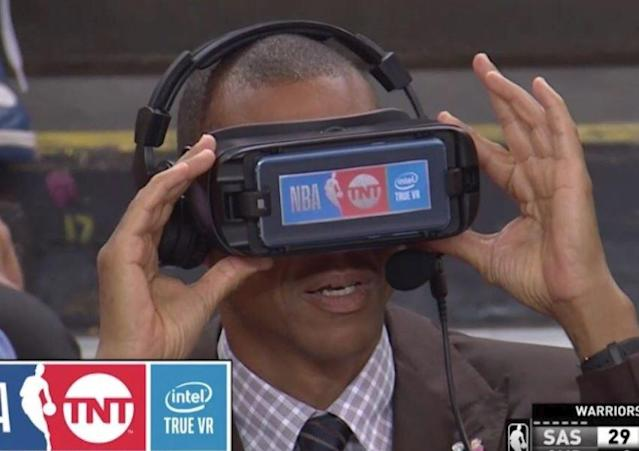 What's it like watching an NBA playoff game in virtual reality? The Crossover's most hardcore hoops junkie put the technology to the test and dishes his review.