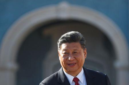China's President Xi Jinping visits Portugal