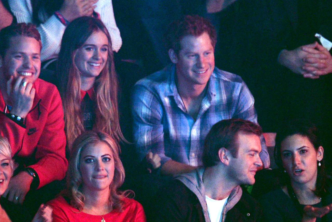 Prince Harry includes his ex-girlfriends on the royal wedding guest list