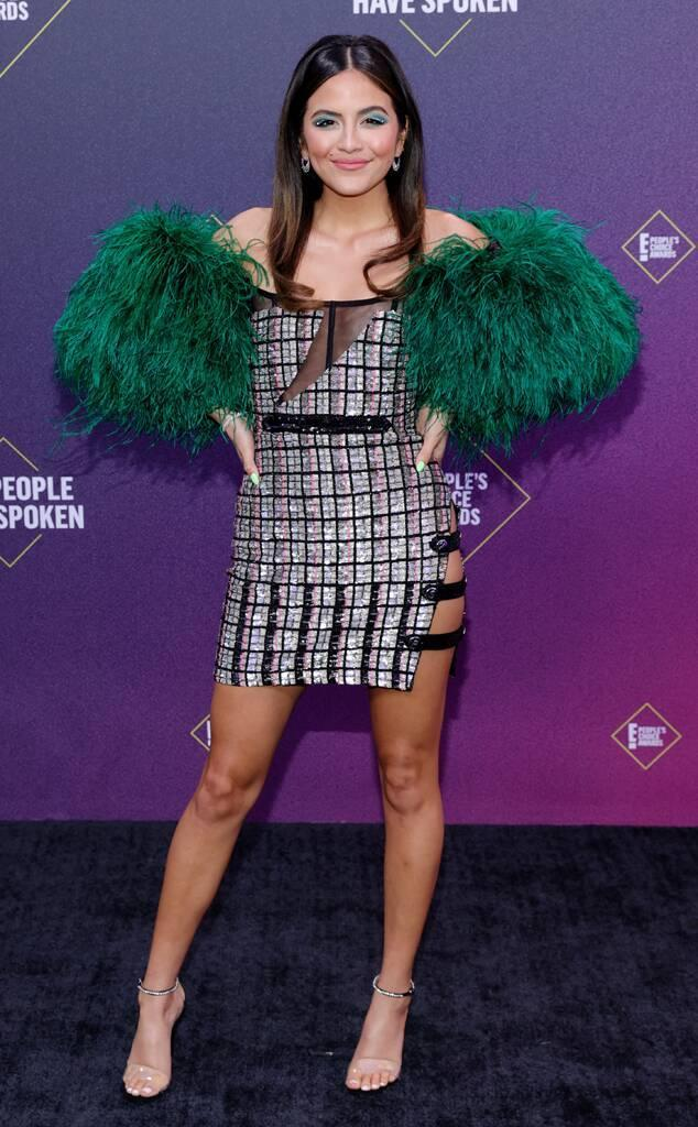 Erin Lim, 2020 People's Choice Awards, PCAs, Red Carpet Fashions
