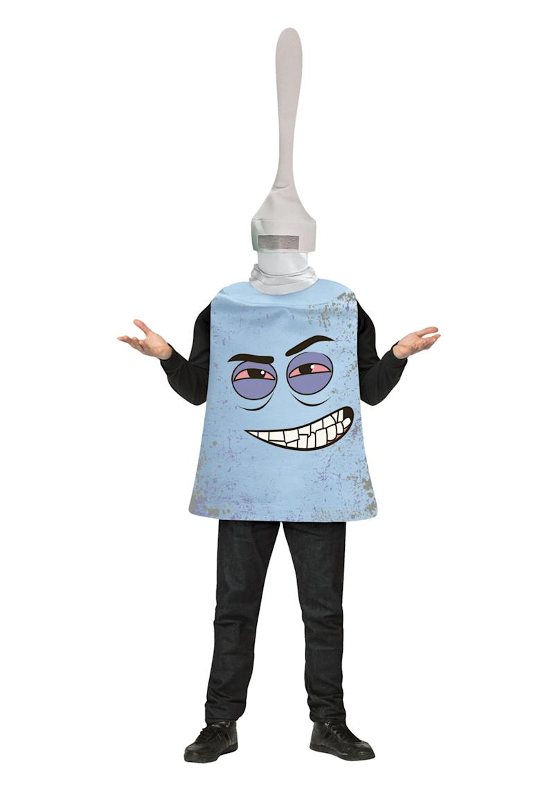 """You're going to see a lot of <a href=""""http://www.wondercostumes.com/sausage-douche.html"""" target=""""_blank"""">douches</a> at Halloween parties, but there's something to be said for being upfront and open about it."""
