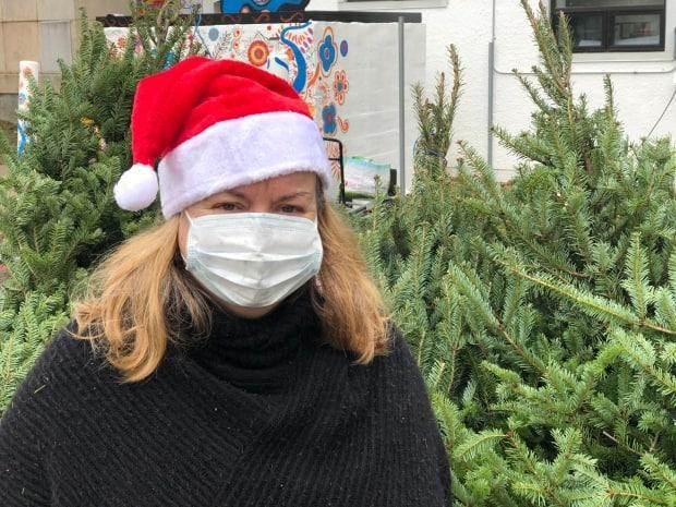 Christmas tree lots to support newcomers pop up around New Brunswick