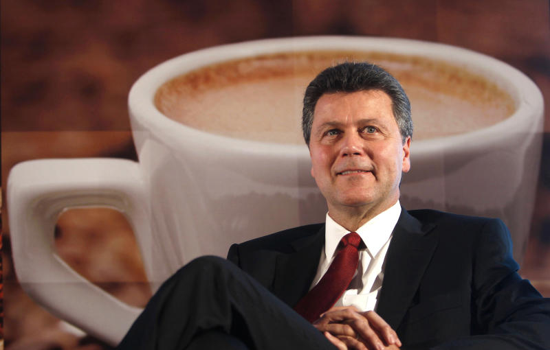 Starbucks to open first India store in October