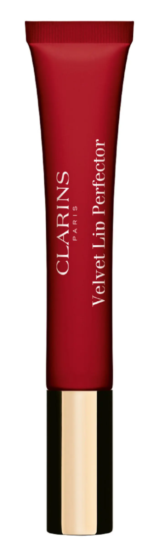 Clarins Velvet Lip Perfector in Velvet Red
