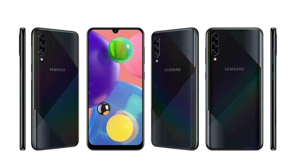 Samsung releases One UI 2.5 update for Galaxy A70s