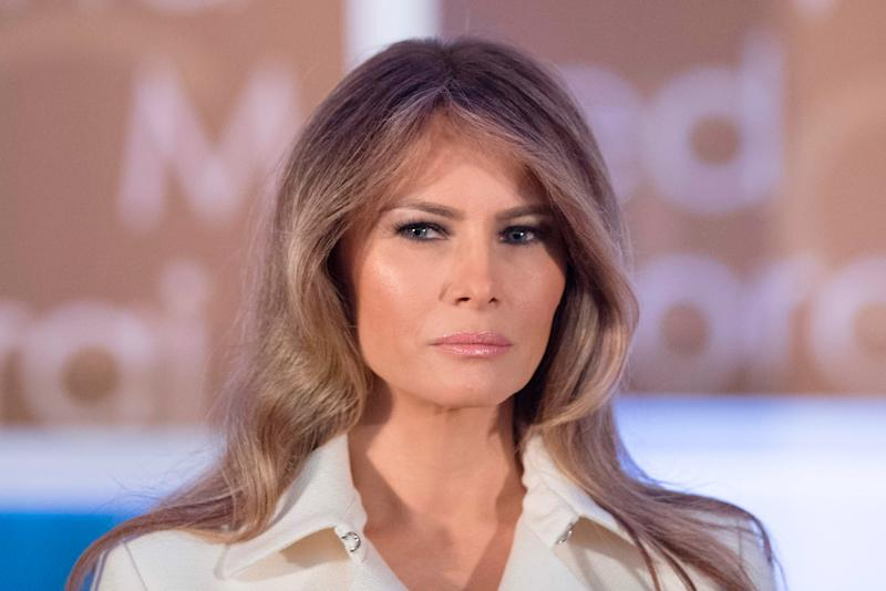 Melania Trump's Daily Mail Lawsuit Settled for $2.9 Million