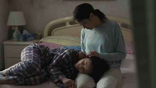 Karena plays a mother to 13 year-old Fen