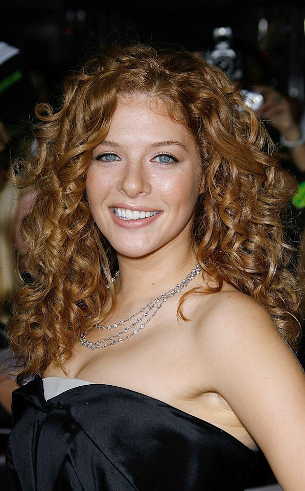 "<a href=""http://movies.yahoo.com/movie/contributor/1808939386"">Rachelle Lefevre</a> at the Westwood premiere of <a href=""http://movies.yahoo.com/movie/1810010670/info"">Twilight</a> - 11/17/2008"
