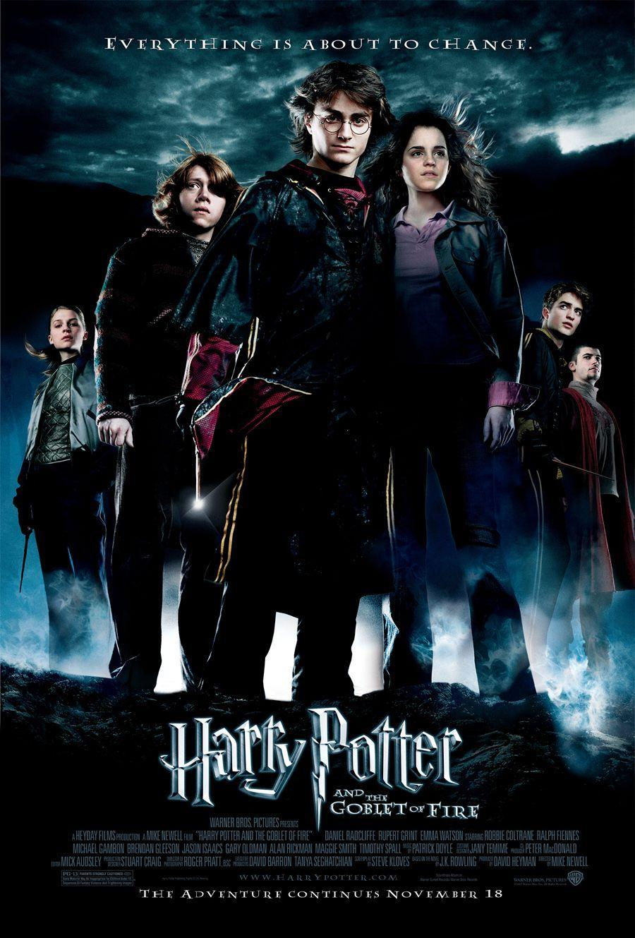 "<p>During his fourth year at Hogwarts, Harry finds himself as a competitor in the Triwizard Tournament, a contest between three wizarding schools known for being extremely dangerous. The thing is though, Harry doesn't know how he was chosen since he didn't put his name in the Goblet of Fire. Now, Harry must leave his boy-ish life behind as he faces a deadly dragon, water demons, and an enchanted maze ... all without the help of his best friend Ron. </p><p><a class=""link rapid-noclick-resp"" href=""https://www.amazon.com/gp/video/detail/B0091X21IQ/ref=atv_dp_cnc_3_2?tag=syn-yahoo-20&ascsubtag=%5Bartid%7C10055.g.33625559%5Bsrc%7Cyahoo-us"" rel=""nofollow noopener"" target=""_blank"" data-ylk=""slk:WATCH NOW"">WATCH NOW</a></p>"