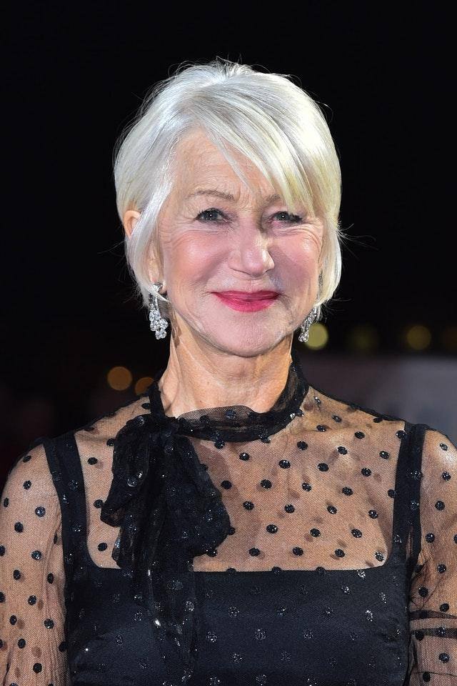 Dame Helen Mirren previously hit out at the decision ,calling the end of the universal entitlement 'heartbreaking'
