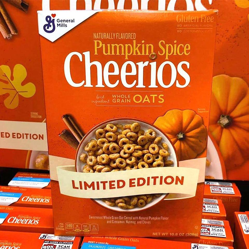 Silk Just Released Pumpkin Spice-Flavored Almond Milk for Fall