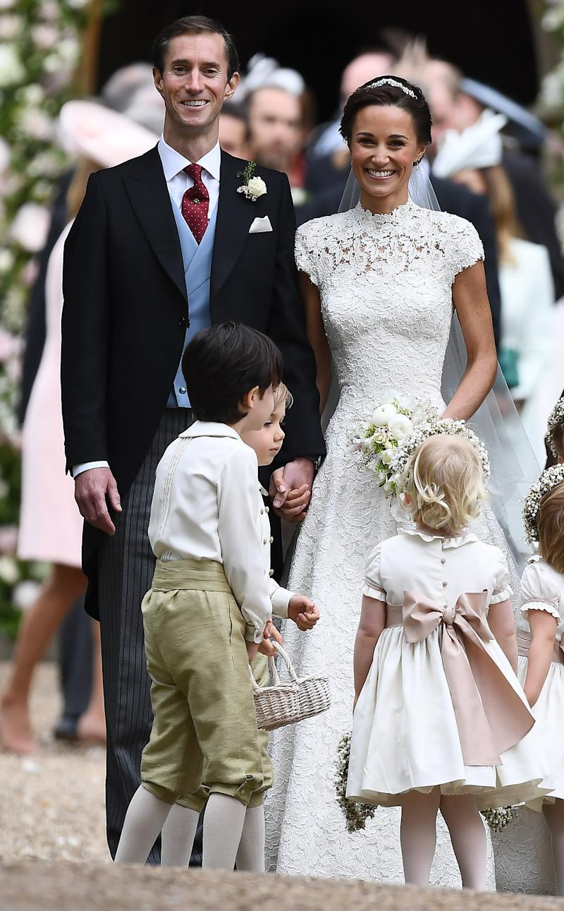 Here's the eye-watering amount that Pippa Middleton's wedding is predicted to cost