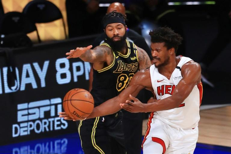Heat edge Lakers in thriller to keep NBA title dream alive