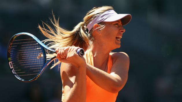 More injury frustration for Sharapova after Rogers Cup withdrawal