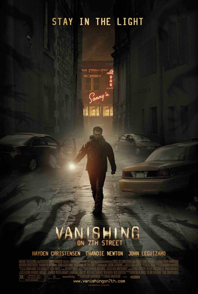 "Magnolia Pictures' <a href=""http://movies.yahoo.com/movie/1810120976/info"">Vanishing on 7th Street</a> - 2011"