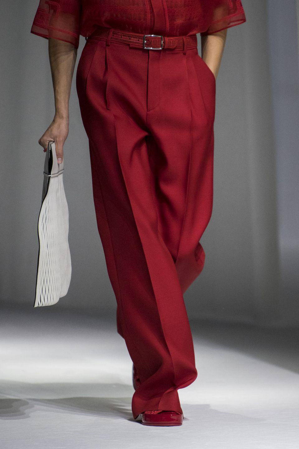 <p>Fendi moda Primavera Estate 2021</p>
