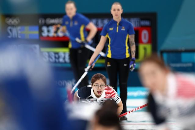 "<p>Kim Seon-yeong is nicknamed ""Sunny"" after sunny-side up eggs. (Getty) </p>"