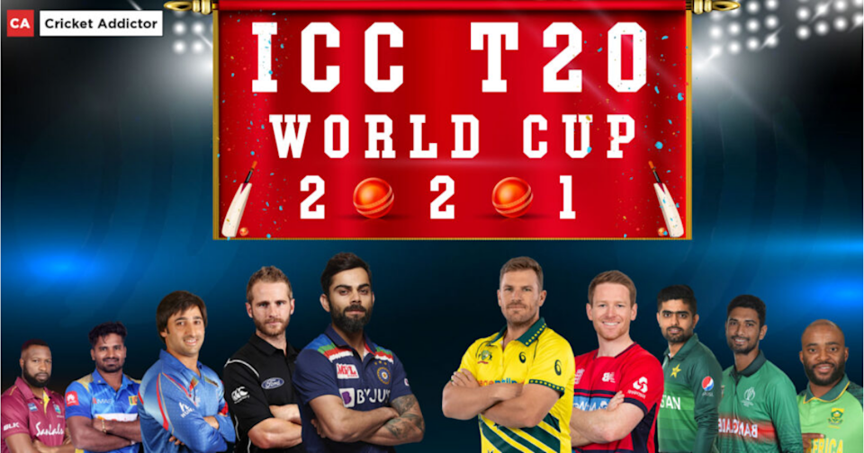 ICC T20 World Cup 2021 Schedule With PDF, India Squad, Schedule India, Groups, Team List, All Team Squad, Time Table, Tickets, And Venue