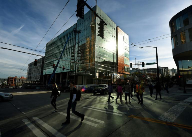 Tech firms in Seattle like Amazon, Facebook and Google were telling employees to work remotely, as was Microsoft in nearby Richmond